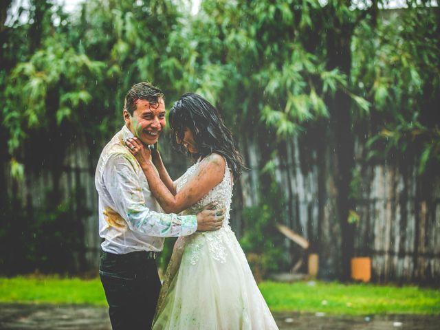 La boda de Omar y Marlen en Huamantla, Tlaxcala 204