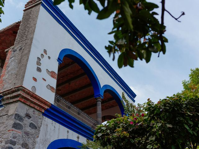 La boda de Eduardo y Ivana en Atlixco, Puebla 2