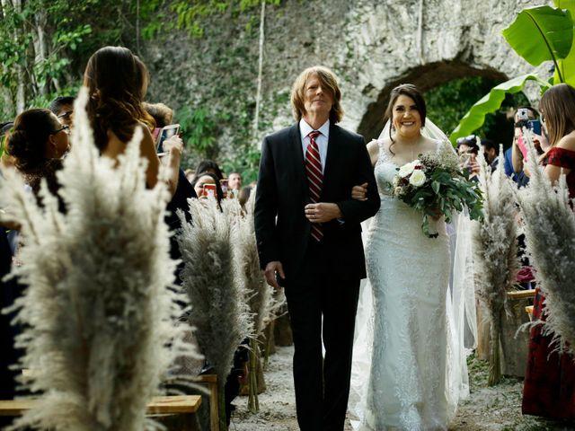 La boda de James y Karen en Tamasopo, San Luis Potosí 15