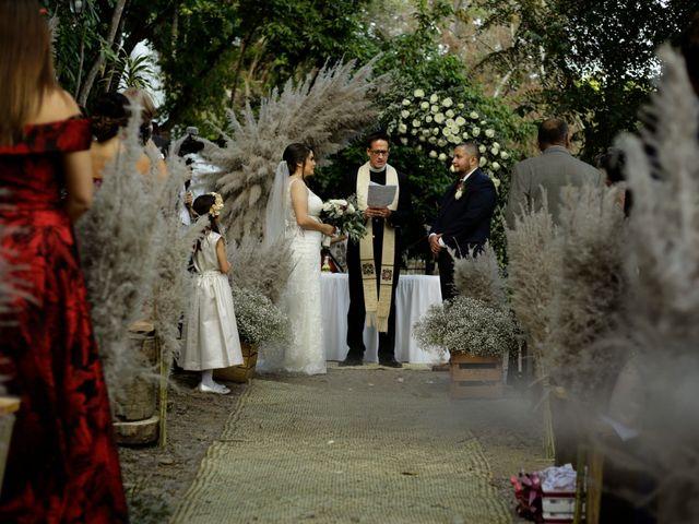 La boda de James y Karen en Tamasopo, San Luis Potosí 16
