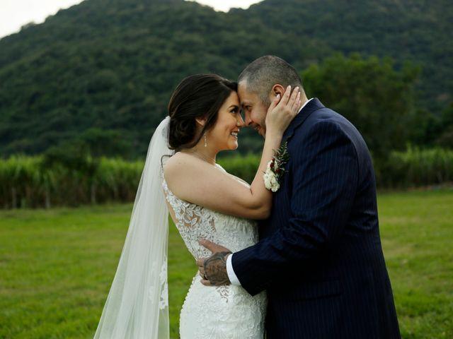 La boda de James y Karen en Tamasopo, San Luis Potosí 22