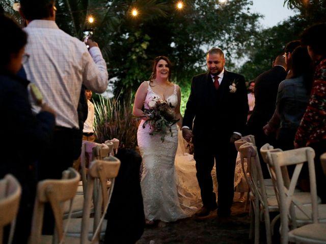 La boda de James y Karen en Tamasopo, San Luis Potosí 24