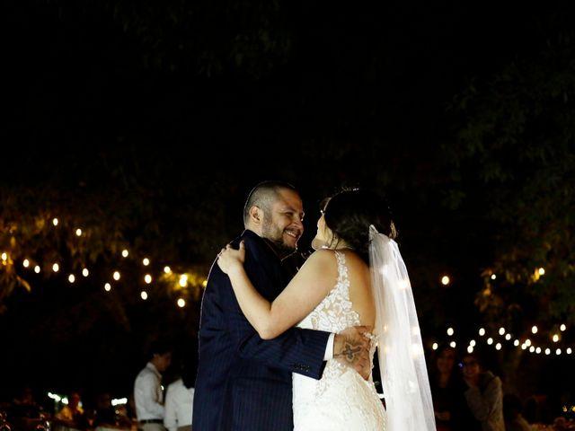 La boda de James y Karen en Tamasopo, San Luis Potosí 27
