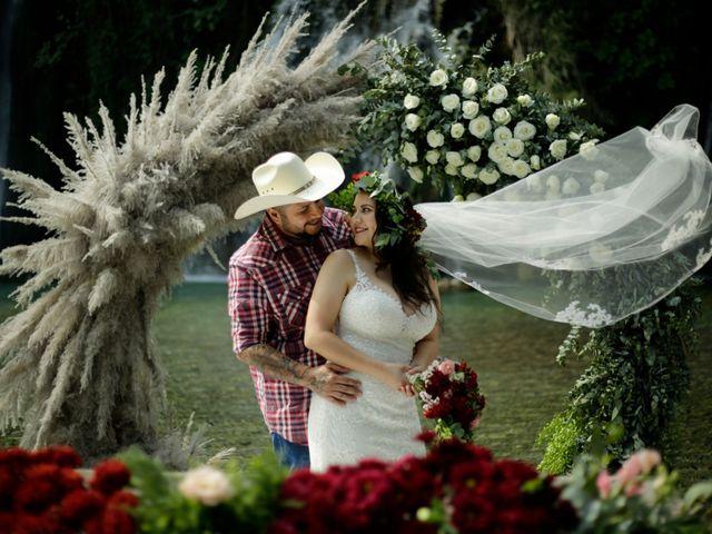 La boda de James y Karen en Tamasopo, San Luis Potosí 32