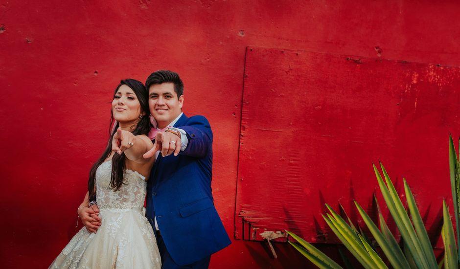 La boda de Eduardo y Ivana en Atlixco, Puebla