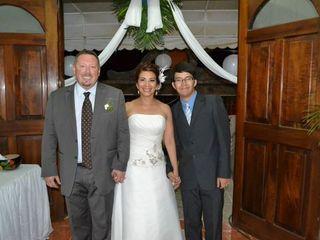 La boda de María del Carmen y Christophe 1