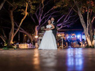 La boda de Briseida y Oscar