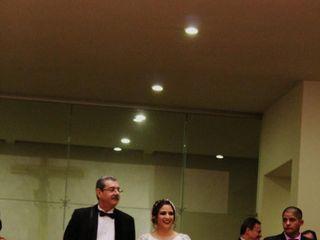 La boda de Mariana y Eduardo Alejandro 1
