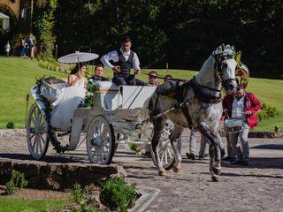 La boda de Claudia  y Adan 1
