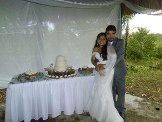 La boda de Braulio y Karina