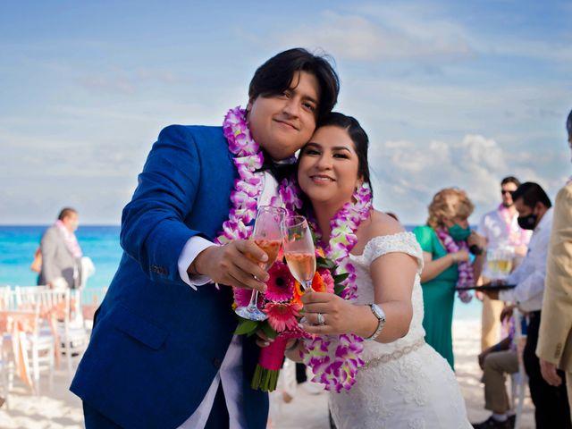 La boda de Cecilia y Alfredo