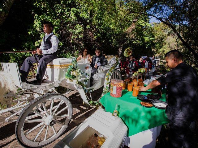 La boda de Adan y Claudia  en Mascota, Jalisco 2