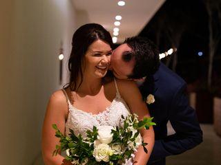 La boda de Airel y Peter