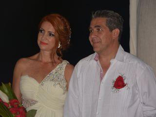 La boda de Doris y Ignacio