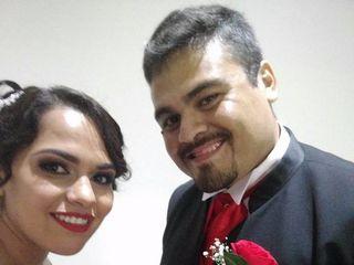 La boda de José Alberto y Evelyn 2