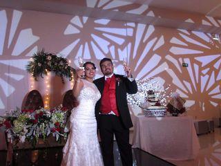 La boda de José Alberto y Evelyn