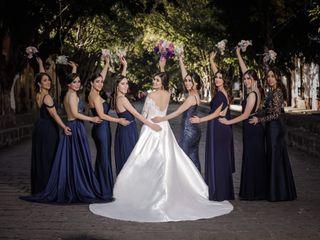 La boda de Priscila  y Leonel  2