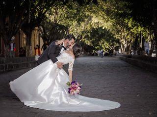 La boda de Priscila  y Leonel  3