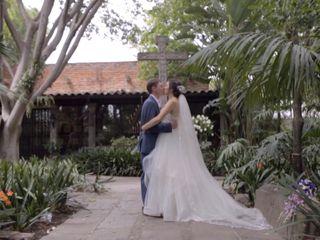 La boda de Majo y Elias