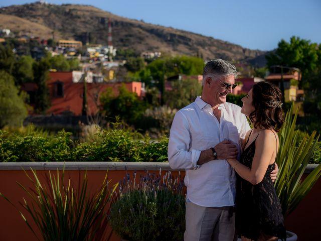 La boda de Donette y Jeff en San Miguel de Allende, Guanajuato 18