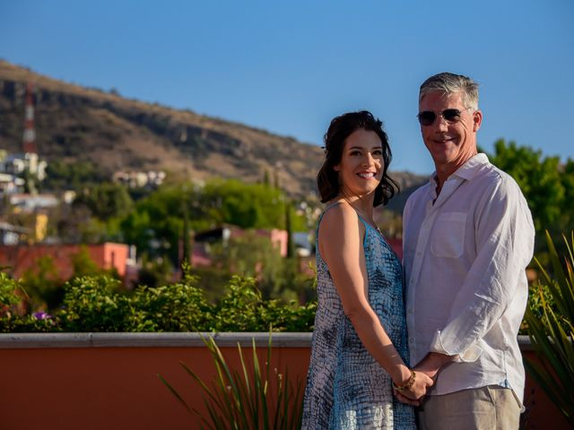 La boda de Donette y Jeff en San Miguel de Allende, Guanajuato 25