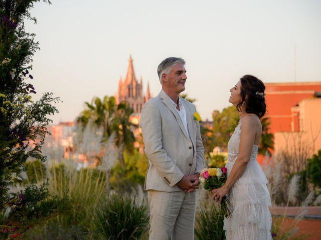 La boda de Jeff y Donette