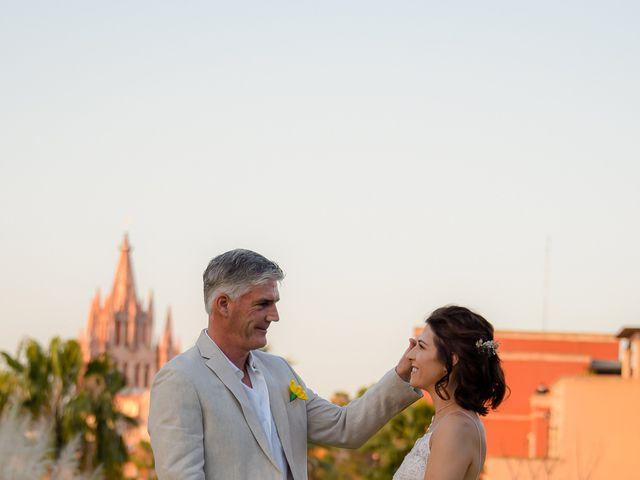 La boda de Donette y Jeff en San Miguel de Allende, Guanajuato 52