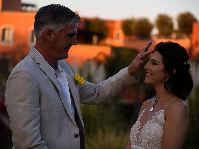 La boda de Donette y Jeff en San Miguel de Allende, Guanajuato 53