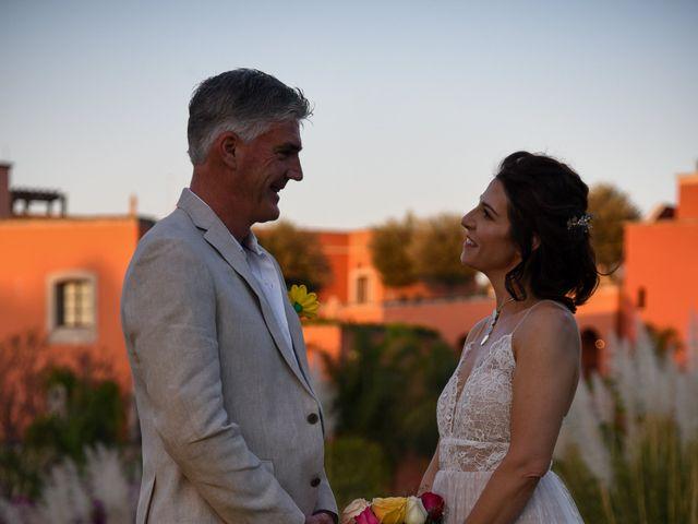 La boda de Donette y Jeff en San Miguel de Allende, Guanajuato 54
