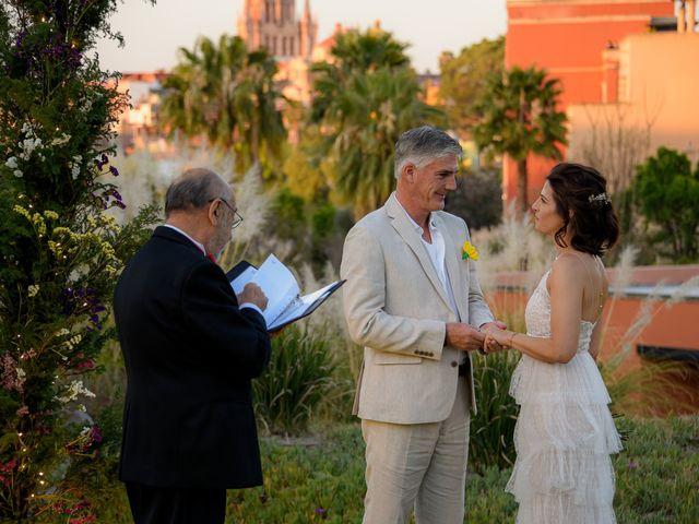 La boda de Donette y Jeff en San Miguel de Allende, Guanajuato 65
