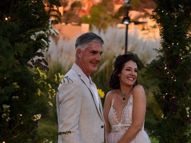 La boda de Donette y Jeff en San Miguel de Allende, Guanajuato 73
