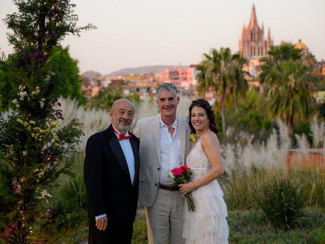 La boda de Donette y Jeff en San Miguel de Allende, Guanajuato 74