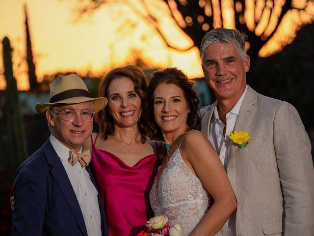 La boda de Donette y Jeff en San Miguel de Allende, Guanajuato 75