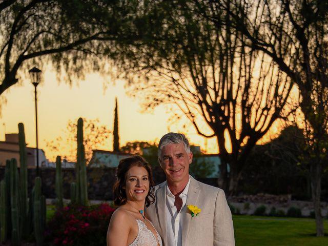 La boda de Donette y Jeff en San Miguel de Allende, Guanajuato 76