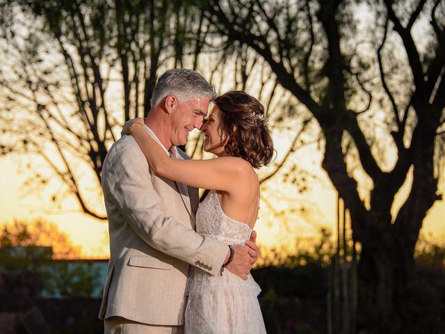 La boda de Donette y Jeff en San Miguel de Allende, Guanajuato 78