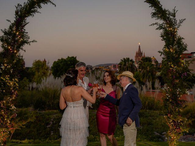 La boda de Donette y Jeff en San Miguel de Allende, Guanajuato 80