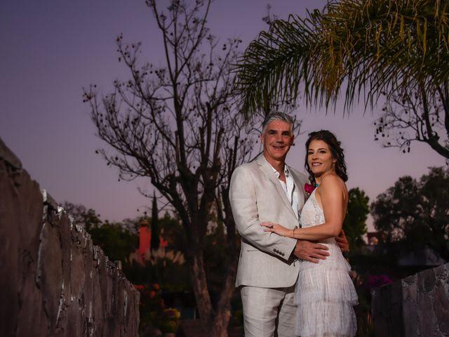 La boda de Donette y Jeff en San Miguel de Allende, Guanajuato 86