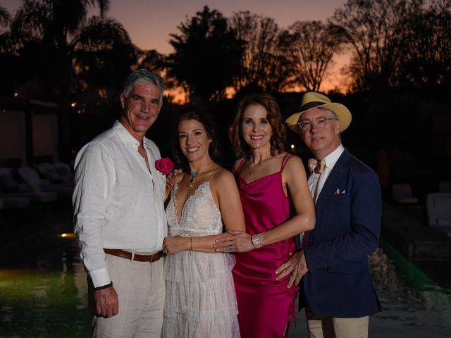 La boda de Donette y Jeff en San Miguel de Allende, Guanajuato 90