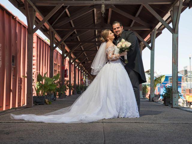La boda de Nora y Adrian