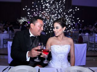 La boda de Alejandra y Sebastián