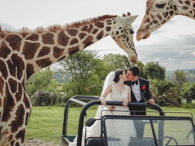 La boda de Carlos y Alejandra