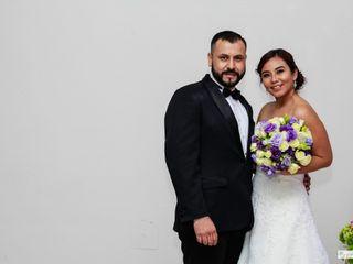 La boda de Ingrid y Lorenzo