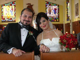 La boda de Ana Cecilia  y Rogelio Fernando  2