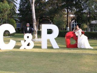 La boda de Ana Cecilia  y Rogelio Fernando  3