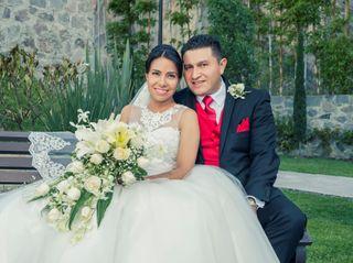 La boda de Dianis y Alex 1