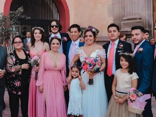 La boda de Xareni y Jorge  1