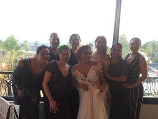La boda de Xareni y Jorge  2