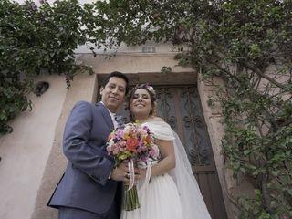 La boda de Xareni y Jorge