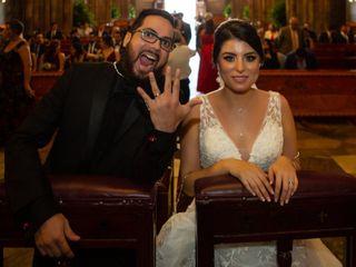 La boda de Gaby y Javi