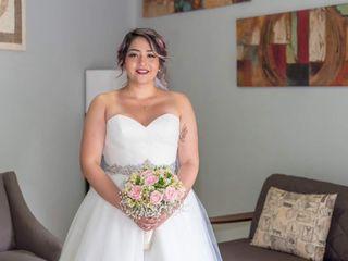 La boda de Viviana  y Víctor  3